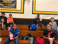 Thank You PTO For The Movie Night For Our Students photo thumbnail86120
