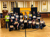 Congratulations to our High Honor Roll Students photo