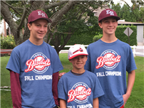 Trio Named Baseball Champions photo thumbnail102652