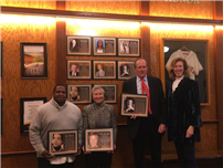 Hall of Fame Inductees 2018 photo