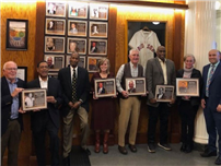 Five Honored in Hall of Fame Induction  thumbnail146624