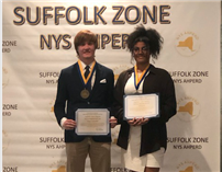 Duo Honored for Character and Leadership Skills photo 2