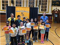 PBIS Student Of The Month Award Winners Pic thumbnail89797