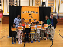 PBIS Character and Student Of The Month Award Assembly photo 2 thumbnail95671