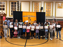 PBIS Character and Student Of The Month Award Assembly photo 3 thumbnail95672