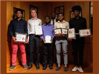 District Congratulates Student-Athletes